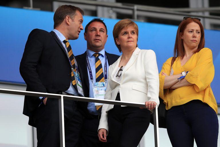 SFA tell Sturgeon to 'ram it' as farce continues