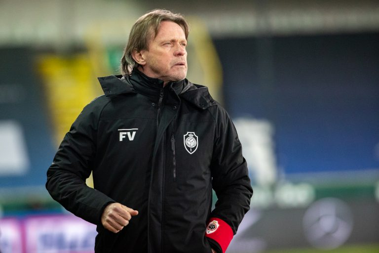 Antwerp have a new manager – ready for Rangers?