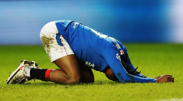 Lethargic Rangers limp to 3 points