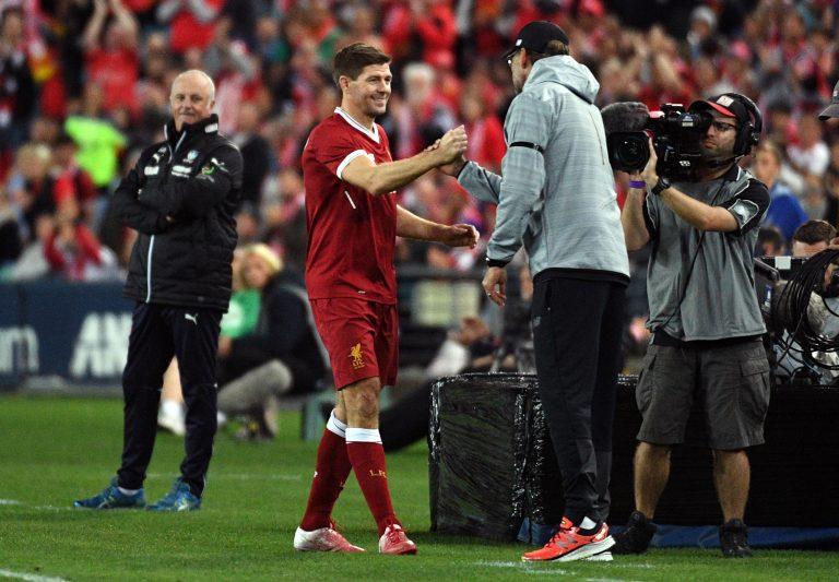 Stevie to Anfield odds tumble as Klopp stumbles…