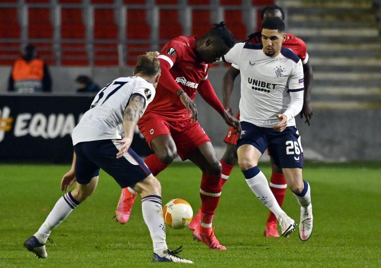 Rangers fans will be stunned by Leon Balogun Antwerp shocker
