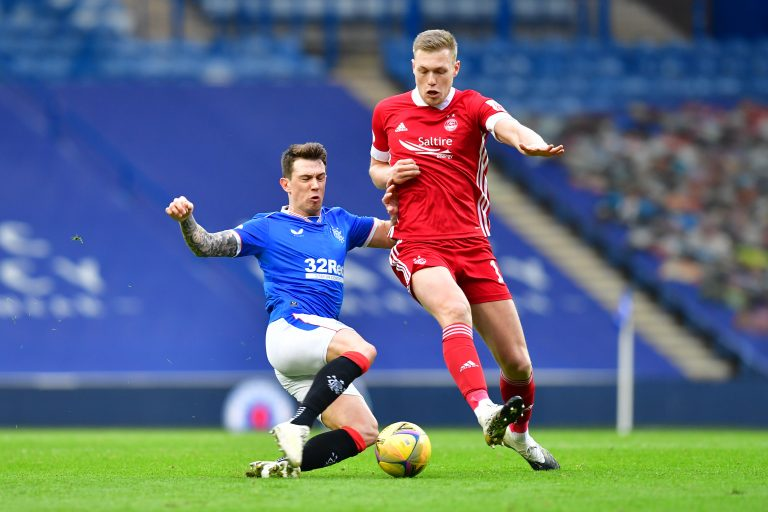 Ryan Jack makes major confession – too much?