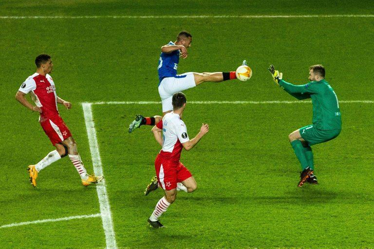 Czech fans blame Kemar Roofe for Kudela's racism