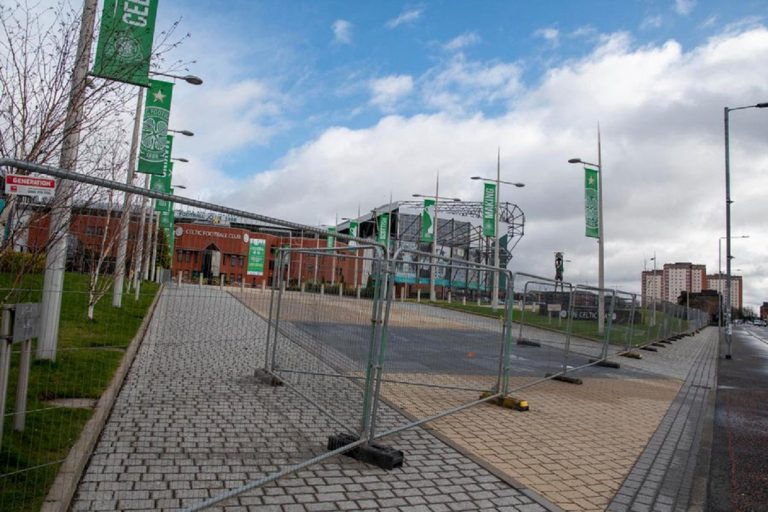 Yet more Parkhead humiliation prior to Old Firm showdown