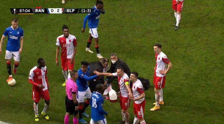 Shock twist as Praha throw Ondrej Kudela to the wolves