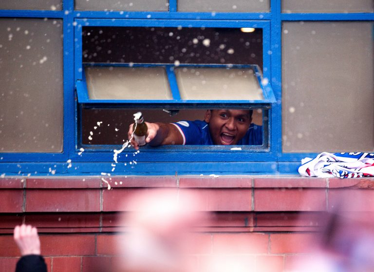 Alfredo Morelos shocker absolutely stuns Rangers fans