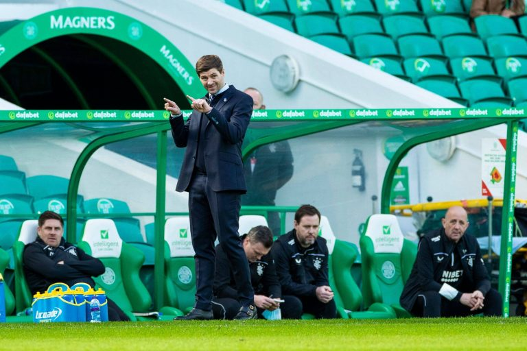 Rangers rampage ruined at Parkhead