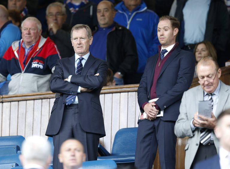 Celtic have folded, and Dave King (and Ibrox Noise) are still laughing