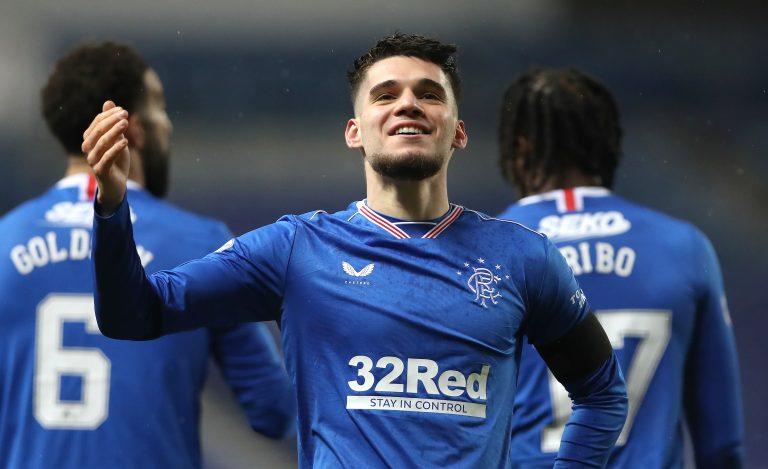 15M bid for Rangers forward imminent