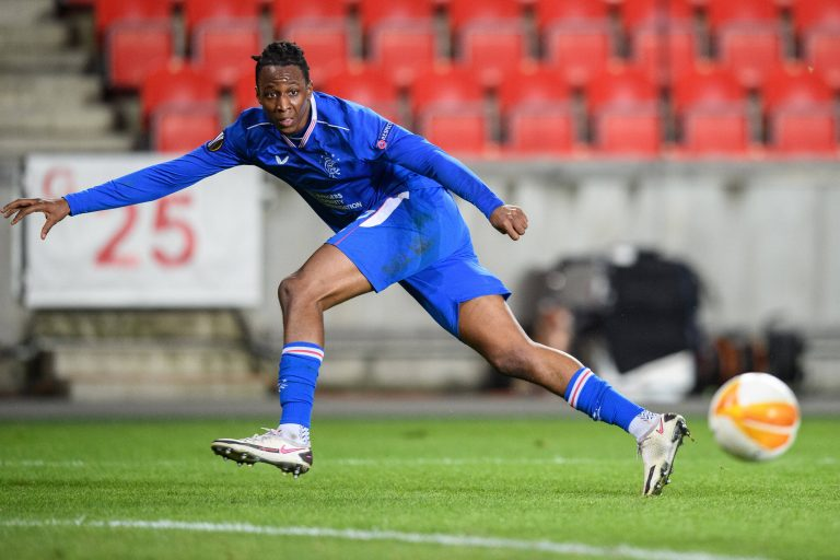 Joe Aribo is quickly becoming one of Rangers' prize assets