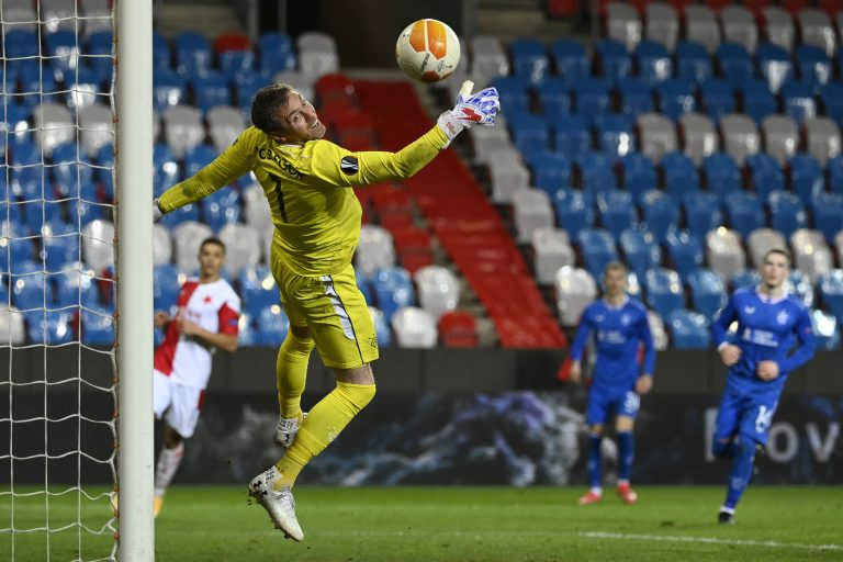 Critics refuse to give Allan McGregor credit for 'that' save