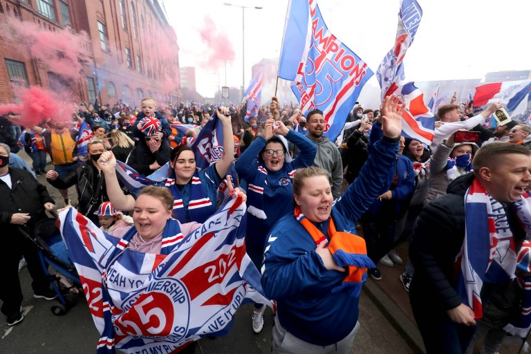 SNP Rangers witchhunt worsens as club gets slated