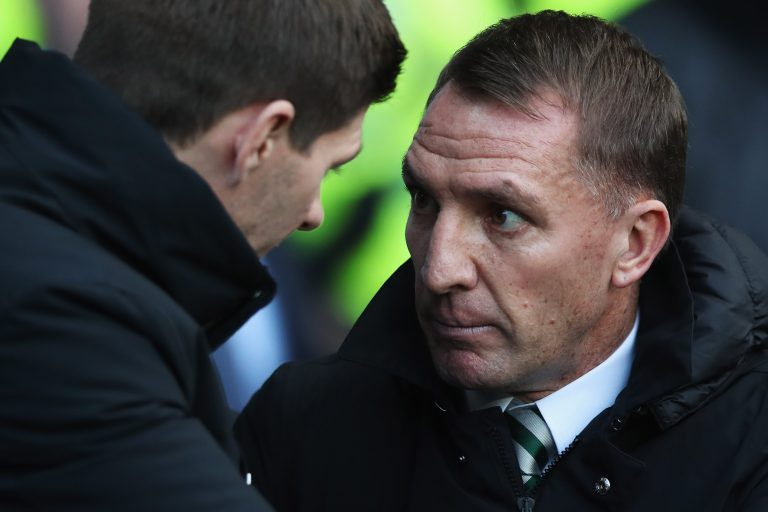 Is Brendan Rodgers closet Rangers fan with dig at Celtic?