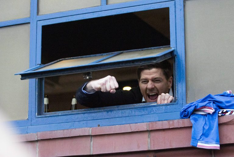 Liverpool 'troll' pours cold water on Rangers and Stevie G