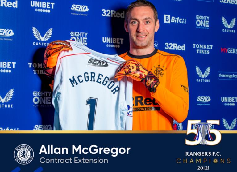 Rangers make a world class signing
