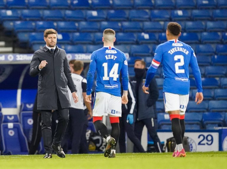 Rangers and that horrific cup record