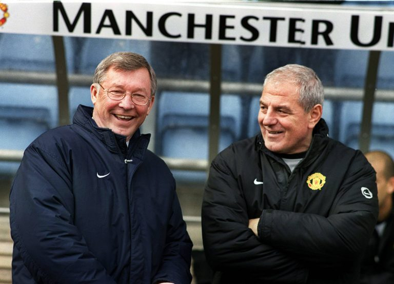 Sir Alex admits he doesn't care about Rangers