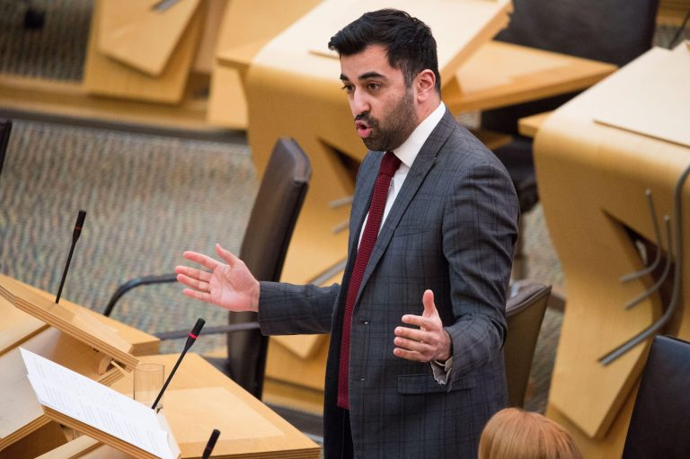 SNP takes Rangers to Holyrood in hypocritical and bitter assault
