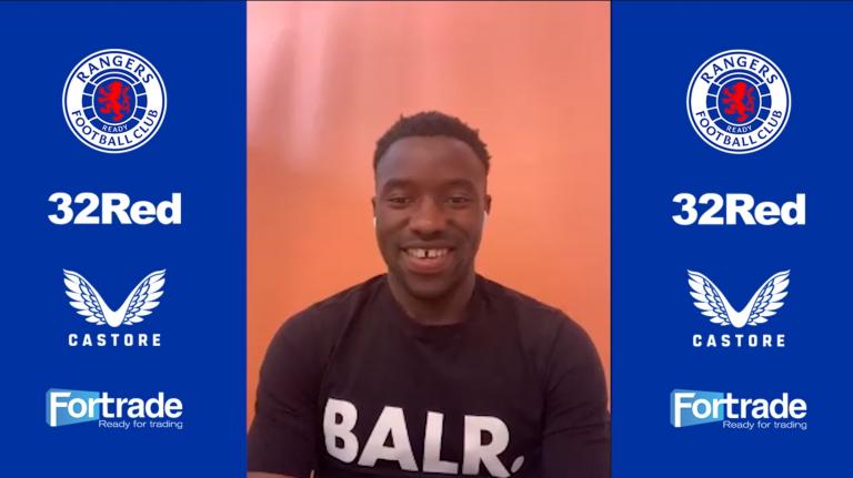 Sakala 'u-turn' shows he's ready for Rangers
