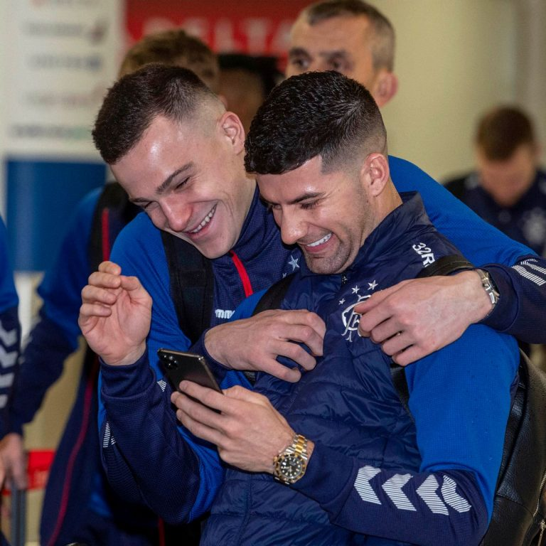 7 Rangers players have no Ibrox future