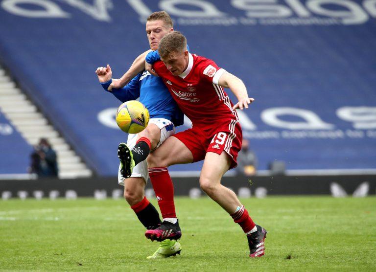 Is Lewis Ferguson ready to join Rangers?