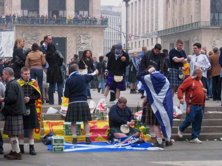 Bookies Not Expecting Many Scottish Goals at the Euros