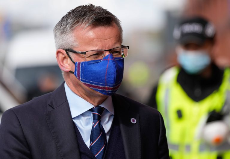 Disgraceful smear attack on Rangers goes too far