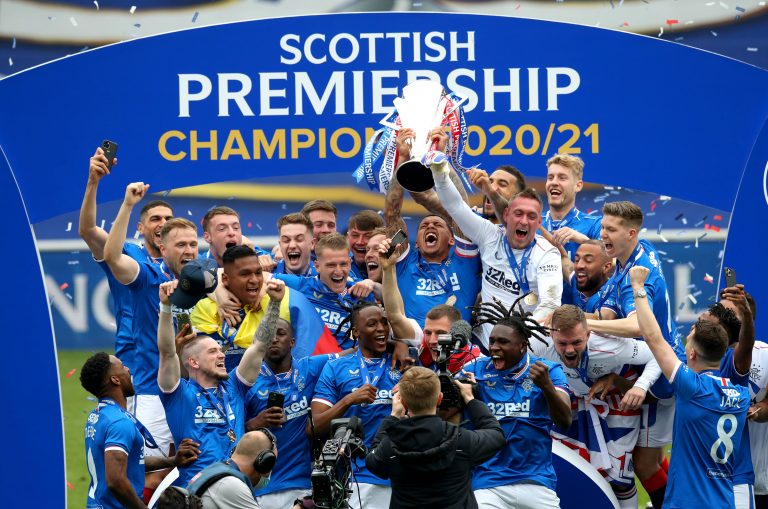 The Journey ends amidst Rangers glory