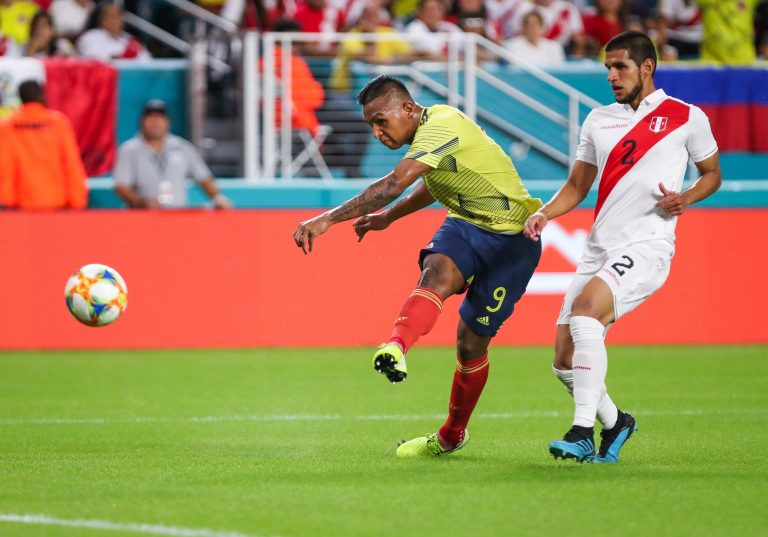 Morelos' review in Rangers star's latest Colombia cap