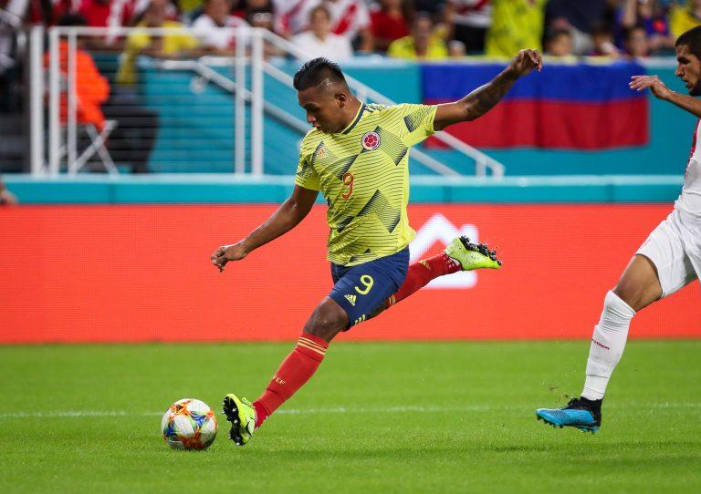 Morelos gets Colombia KO as Porto move in