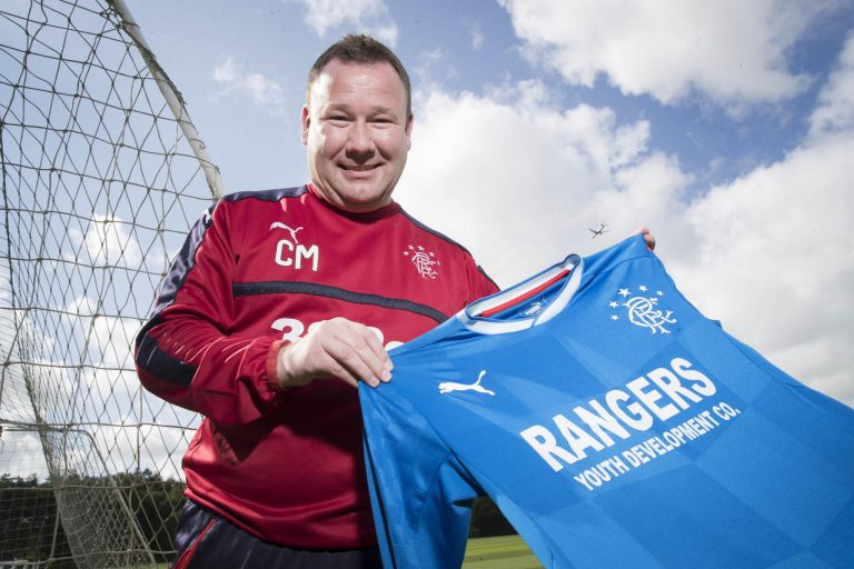 Ibrox youth chief wants 'more' from Auchenhowie