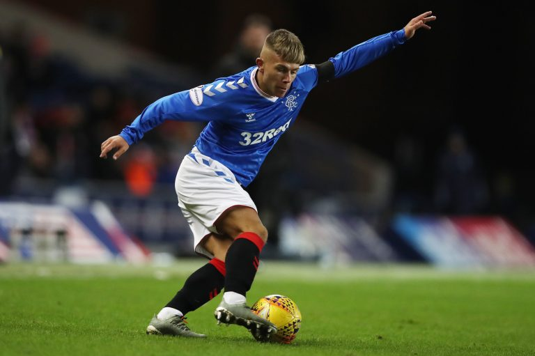 Kai Kennedy to go back out on loan – Rangers career looks done?