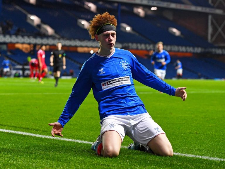 Surprise exit confirmed for Rangers attacker