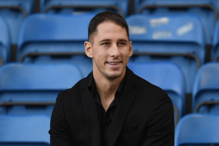 Katic confirms injury hell over – ready for Rangers