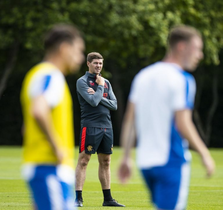 Pre-season – who's NOT at Auchenhowie for Rangers