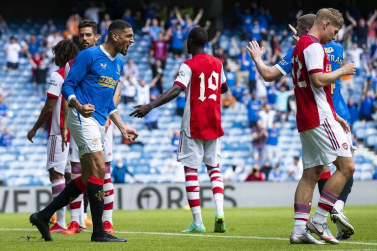 Reality of Arsenal draw at Ibrox isn't what you think