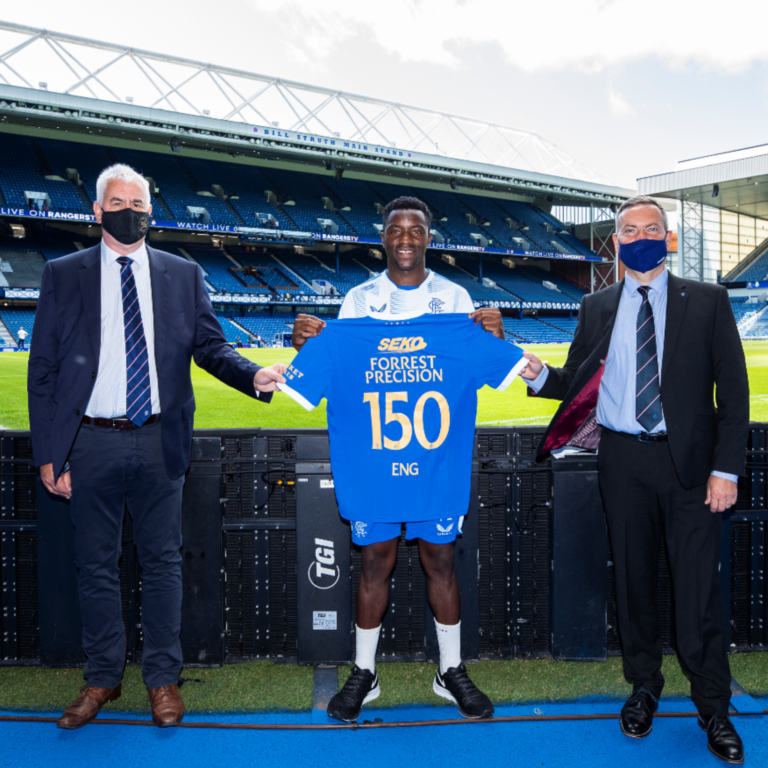 Rangers pull off yet more lucrative deals in major cash injection