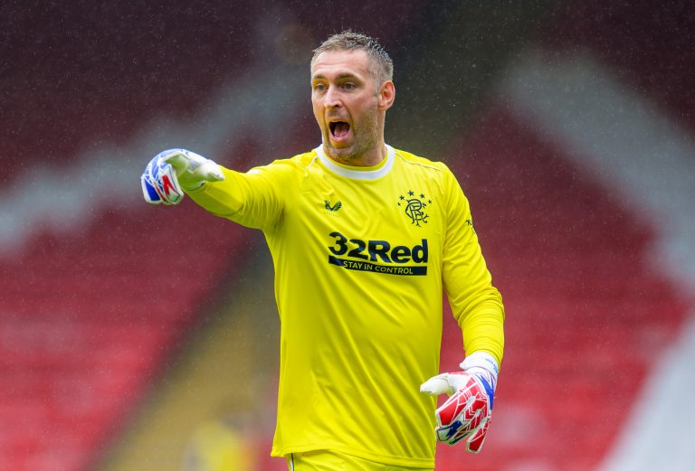 Allan McGregor has revealed why he didn't retire