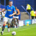 John Lundstram has impressed for Rangers