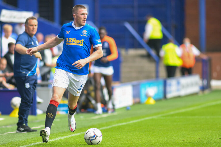 How John Lundstram is proving his Rangers cynics wrong