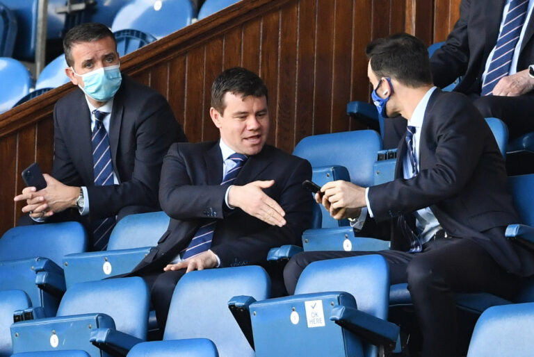 Fan-favourite linked with summer Ibrox exit