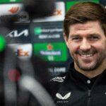 Steven Gerrard would love £50M