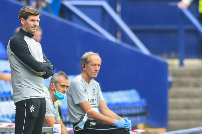 """Weak"" – Gerrard's slamming reaction has Rangers tongues wagging"
