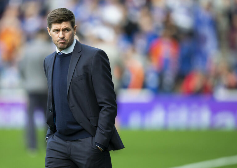 Stevie takes blame over new Rangers injury blow