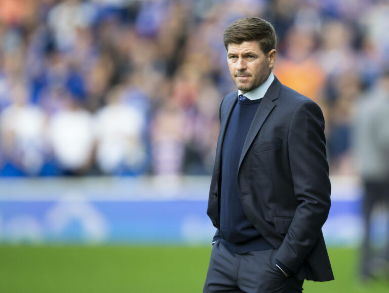 Shock exit for Rangers icon according to new report