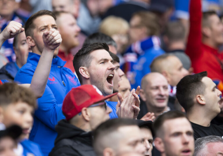"""""""Simply wonderful – 10"""" – Rangers rated after Old Firm triumph"""