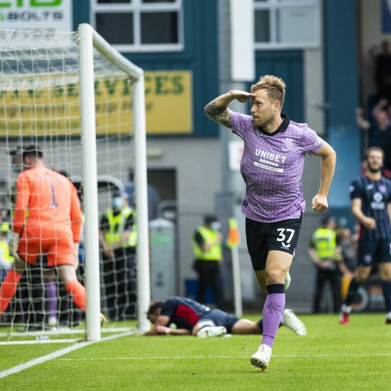 """""""Clueless? – 8"""" Rangers players rated at Dingwall"""
