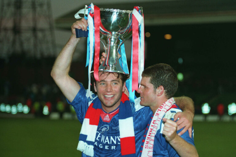 Top 5 All-Time Goal Scorers for Rangers F.C.