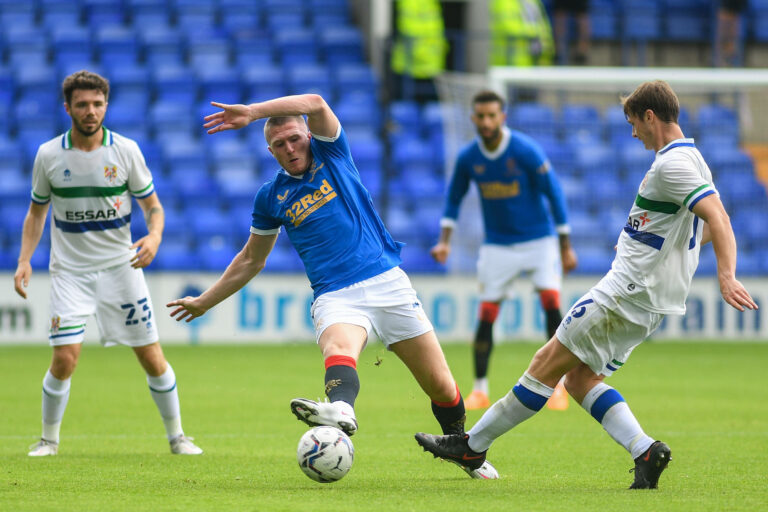 £10M steal as Rangers march on