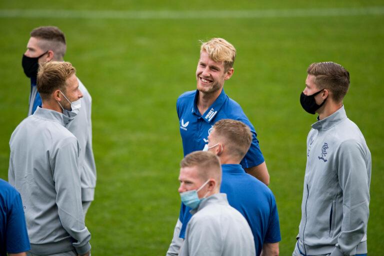 Sakala starts in predicted Gers XI to face Malmo